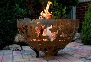fire bowl small